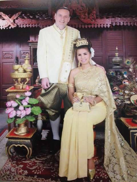 Thank you so much to ThaiKisses.com !!!<br><br>We met on your lovely site 3 years ago and we have today the pleasure to announce you our marriage on 10 April 2014 in Bangkok.<br><br>Now we are very happy.<br><br><br>Noona (CHE1011) and Patrick (PAT7031)