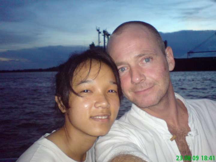 "My new Life<br><br>In January 2009 I decided to live in Thailand.<br>I begun to search from my home in Germany for a lady in Thailand, which can help me to realize my dream.<br><br>In a few weeks I met a young and sweet Thai Lady on Thaikisses.<br><br>My plan was to life and work on Koh Samui, but my Lady sead it is maybe more easy to begin in Bangkok, because there is a lot of Jobs for foreigner.<br><br>She told me, that she is willing to help me and can show me all about the life in Thailand.<br><br>So I flew one month later to Bangkok and she, her mom and aunt come to pick me at the Airport up.<br><br>I stayed 3 months in Bangkok and than I had fly back,to clear the last steps in Germany.<br><br>We was this 3 month only good friends, nothing more, no touch and no Kiss!:-)<br><br>I fly so often I can to Thailand to meet her and learn more about Thailand.<br><br>Our relationship has change after 1 year from Friendship to Partnership:-)<br><br>We both fell in a real love.<br><br>Juni 2011 I flew the last time to Thailand, I married her in april 2012. See our Wedding Pictures ;-)<br><br>We are now 2 Years married and I will marry her again.<br><br>I hope our feelings for each other will be same in the future.<br><br>We are for us the perfect pair.<br><br>We are so happy that we have found us!!!!<br><br>I got not only a wife and the really love!<br><br>No, I also got a new very smart and friendly family.<br><br>My new Life is now round and perfect.<br><br>I don't need or want more for my life, it's perfect!<br><br>ok- maybe a little bit more Money ;-)<br><br>Now I live together with my wife here in Thailand and we have started a good running business together.<br><br>We help Foreigner in all matters/situations, if they have a problem or if they search something in Thailand.<br><br>I will recommend Thaikisses to everyone, who really search someone for a longterm partnership.<br><br>With Thaikisses is everything possible!<br><br>Without Thaikisses it would never come true, that I found her and that I go to be so happy.<br><br>It is the best time in my life!<br><br>I/we say ""Thank you so much"" to the admin of Thaikisses for this great Website.<br><br>Best Wishes to you and good luck for the Future!<br><br>Thank you!"