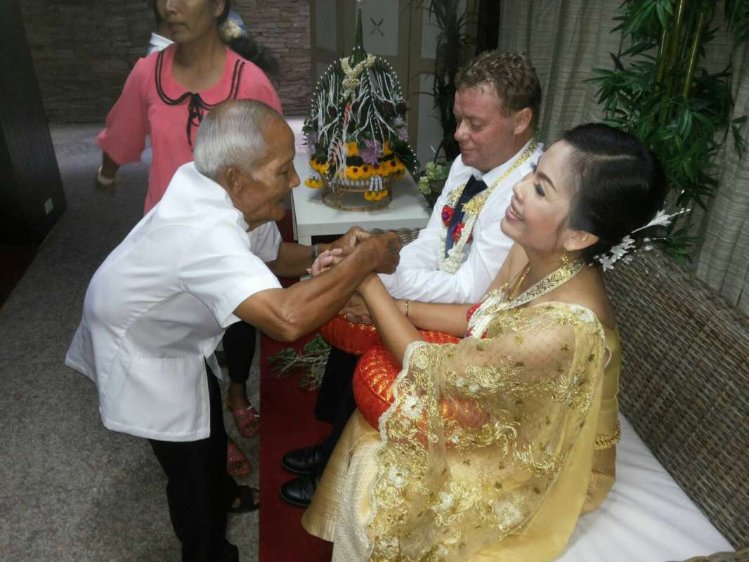 Thank you so much Thaikisses for all..<br>Your team made ​​our true love..<br>Now we married on 07/09/2013.. <br>
