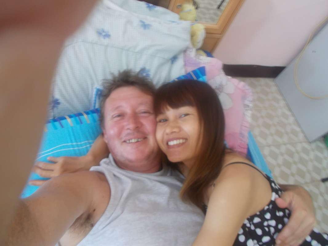 Thank you so much Thaikisses!!!<br><br>We met on your lovely site- Thaikisses. <br><br>Now we are very happy.<br><br>We got married in Thailand now.<br><br>Thank you for my good husband.<br><br>Always be together!!!!<br><br>