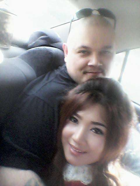 Hello,<br><br>I am so happy because I meet my wife on Thaikisses...<br><br>I love her with all my heart and she love me too.<br><br>Thank you Thaikisses for bringing us both together.<br><br>We got married on 02/09/2013<br><br>Goo luck for all users!
